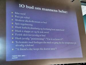 Haakon Aars 10 bud