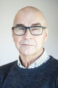 Rolf-Bjørn Andersen tør der andre tier. Foto: Tomy Hoang