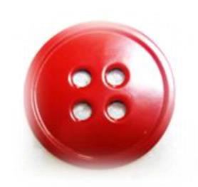 Rød knapp logo