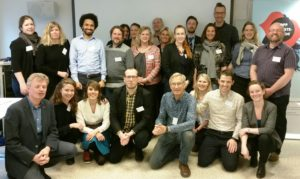 Ungdoms kjærestevold i Norden konferanse Oslo 15.04.16